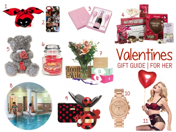 Valentine s day gift guide for Gifts for her valentines day